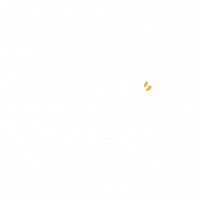 GoodToBee Stamp Logo 2020_White
