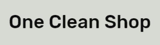 One Clean Shop